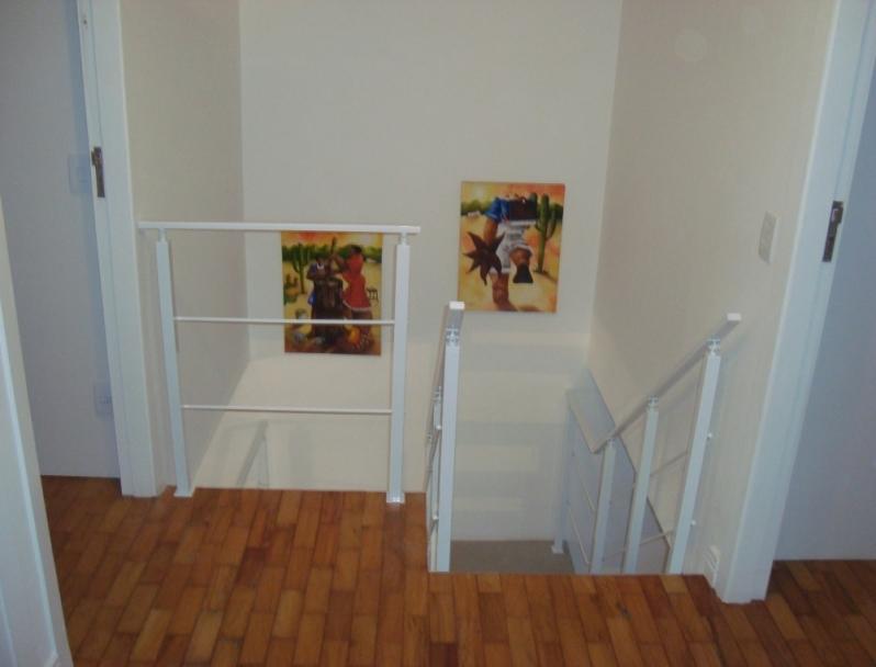 Corrimão Escada de Ferro Orçar Itaim Paulista - Corrimão para Escada de Sala