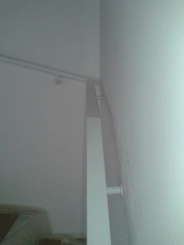 Fábrica de Corrimão de Ferro para Escada Localização Riviera de São Lourenço - Fábrica de Corrimão de Ferro Cromado