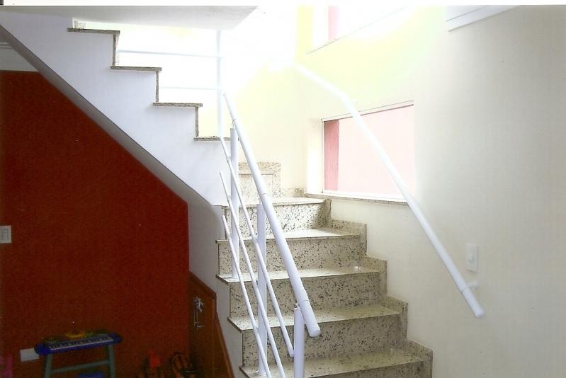 Fábricas de Corrimão de Ferro para Escada São Caetano do Sul - Fábrica de Corrimão para Escada
