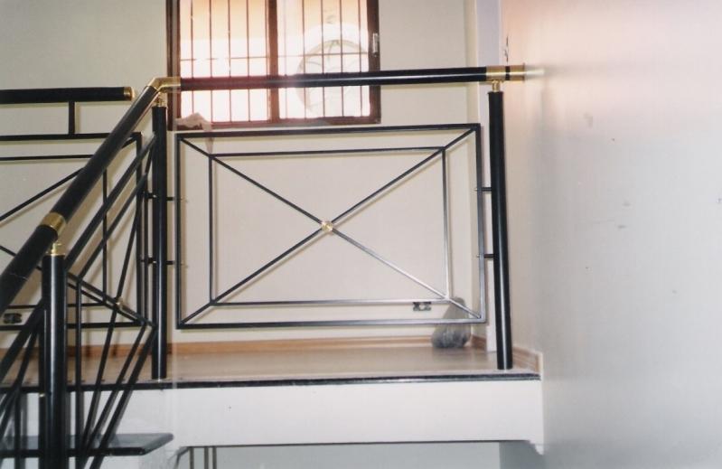 Onde Encontrar Fábrica de Corrimão de Escada de Ferro Bela Vista - Fábrica de Corrimão de Ferro Cromado
