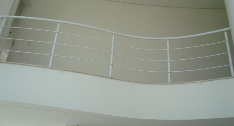 Onde Encontrar Fábrica de Corrimão de Ferro Cromado Ibirapuera - Fábrica de Corrimão para Escada