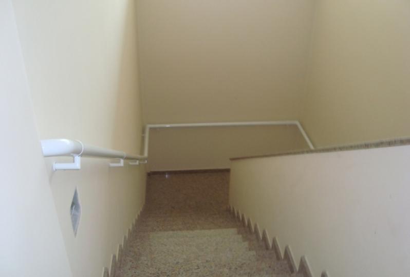Onde Encontrar Fábrica de Corrimão de Ferro para Escada Amparo - Fábrica de Corrimão de Ferro Cromado