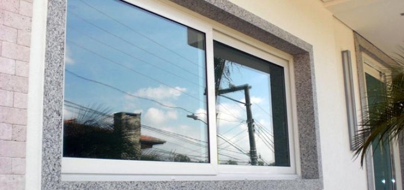 Preço de Janela de Vidro Espelhado São Vicente - Janela de Vidro Temperado