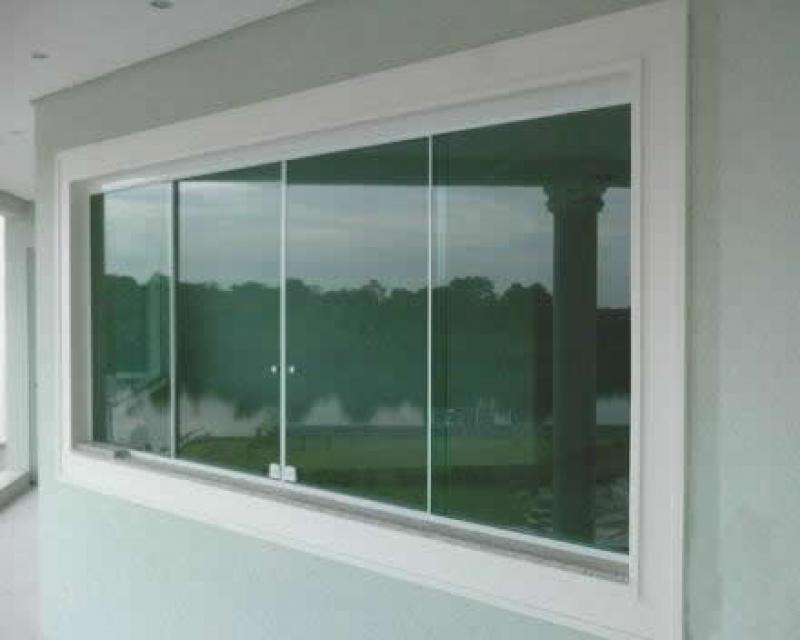 Preço de Janela de Vidro Quatro Folhas Itupeva - Janela de Vidro para Cozinha