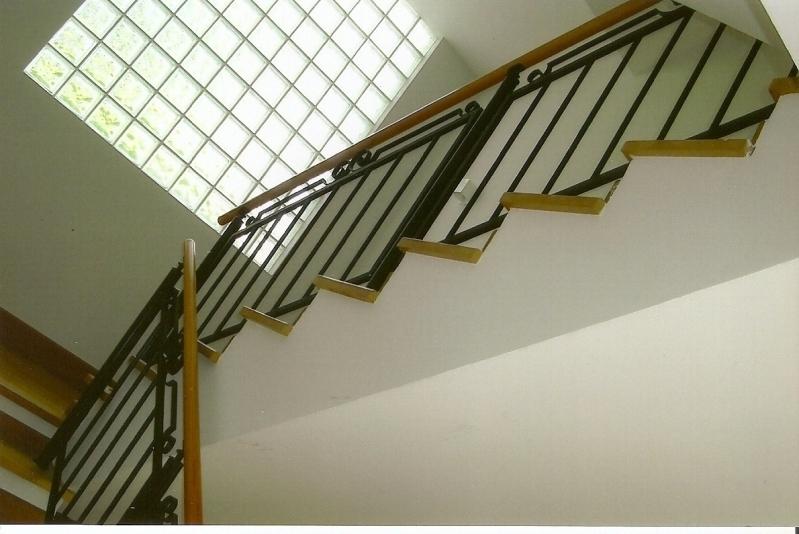 Procuro por Corrimão Escada de Ferro Jundiaí - Corrimão para Escada de Sala