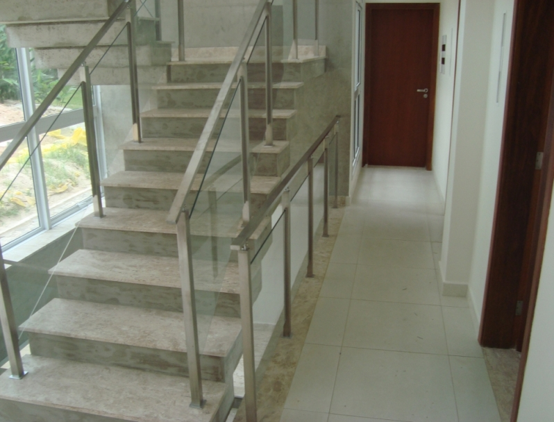 Quanto Custa Guarda Corpo em Vidro Pirapora do Bom Jesus - Guarda Corpo para Escada