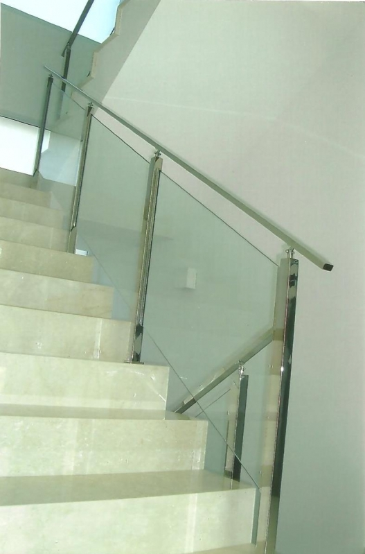 Quanto Custa Guarda Corpo para Escada Jardins - Guarda Corpo em Vidro