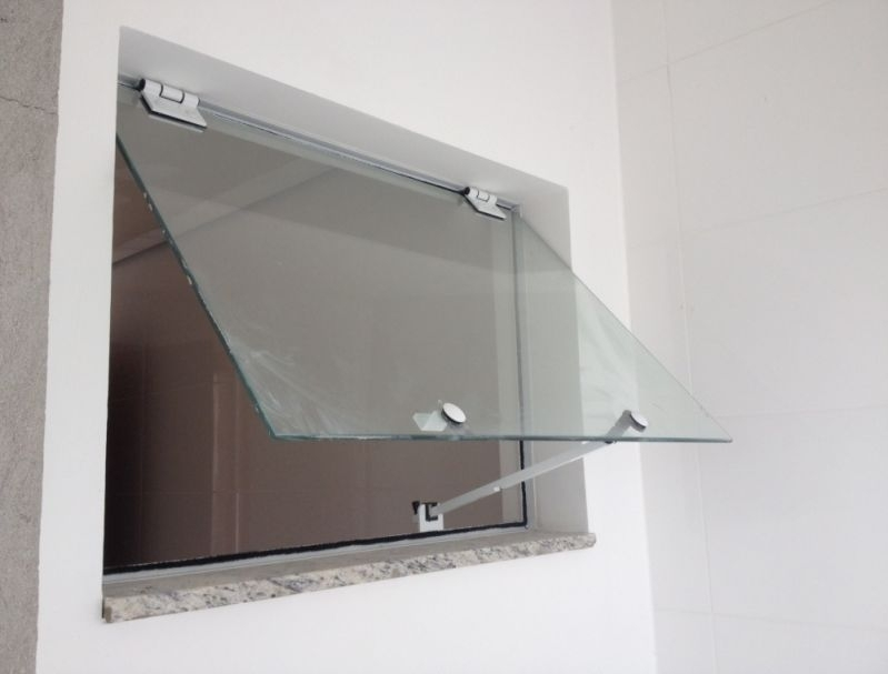 Quanto Custa Janela de Vidro Basculante Mogi das Cruzes - Janela de Vidro para Sala