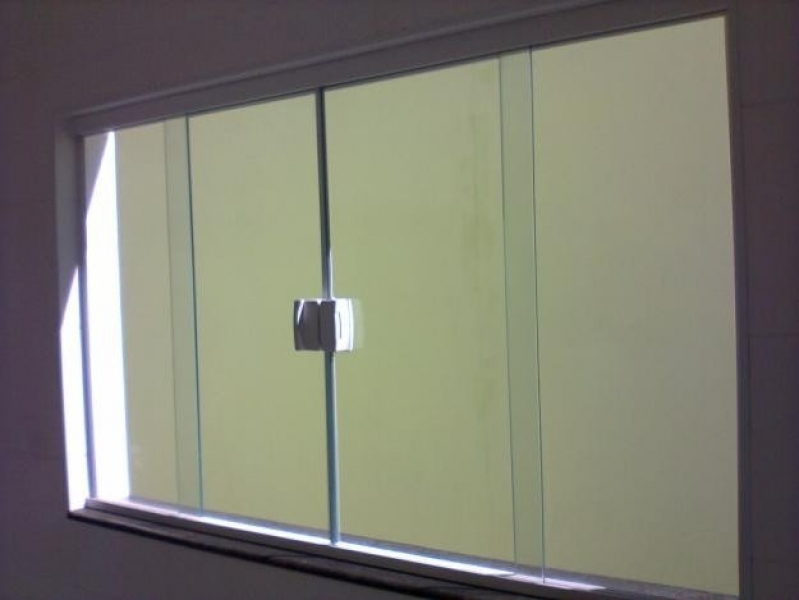 Quanto Custa Janela de Vidro para Sala Campos do Jordão - Janela de Vidro com Grade