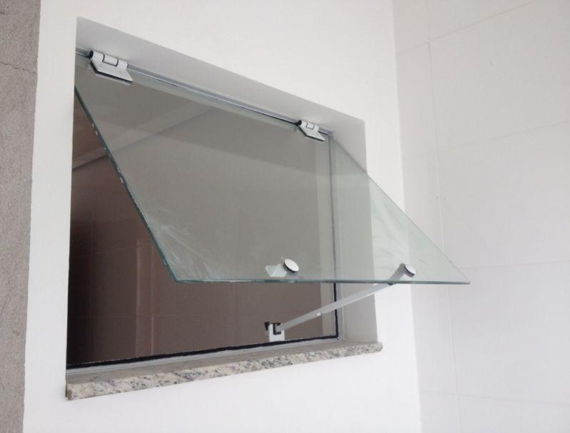 Quanto Custa Janela de Vidro Pequena Limeira - Janela de Vidro com Grade