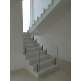 busco por corrimão para escada de prédio Salesópolis