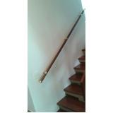 busco por corrimão para escada de vidro Lauzane Paulista