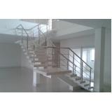 corrimão de aço inox para escadas Mongaguá