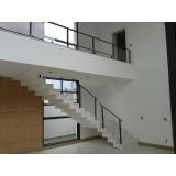 corrimão de escada preço Cidade Ademar