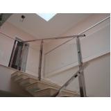 corrimãos de escada Vila Esperança