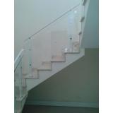 corrimãos para escada de sala Campinas
