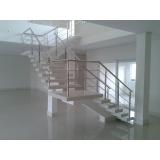 corrimãos para escada Cubatão