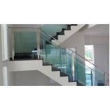 corrimão para escada interna