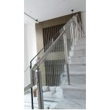 corrimãos para escadas em sp