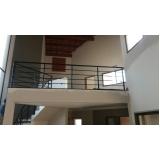 fábrica de corrimão de ferro para escada interna localização Aricanduva