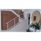 fábrica de corrimão para escada localização Presidente Prudente