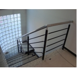 fábricas de corrimão de ferro para escada caracol Vila Leopoldina