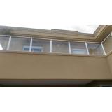 instalação de corrimão de vidro e alumínio Casa Verde