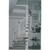 instalação de corrimão para escada Lapa
