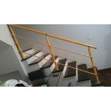 instalação de guarda corpo de blindex para escada Amparo