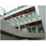 instalação de guarda corpo para escada interna São Sebastião