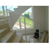 localização de fábrica de corrimão para escada de ferro Rio Grande da Serra