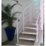 localização de fábrica de corrimão para escada Casa Verde