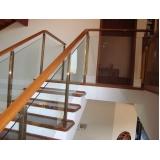 onde encontrar corrimão de madeira para escadas Liberdade