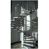 onde encontrar corrimão para escada caracol Imirim