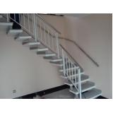 onde encontrar corrimão para escada da sala Alto da Lapa