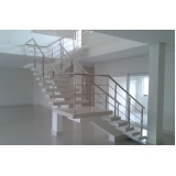 onde encontrar corrimão para escada de concreto Itapecerica da Serra