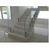 onde encontrar corrimão para escada pré moldada Santana de Parnaíba