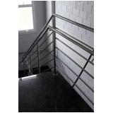 onde encontrar corrimãos para escadas em sp São Miguel Paulista