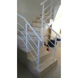 onde encontrar fábrica de corrimão para escada Pirapora do Bom Jesus