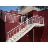 onde encontro fabricante de corrimão para escadas no Campo Belo
