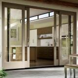 onde encontro porta de vidro na cozinha Salesópolis