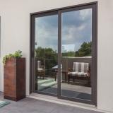 orçar porta de vidro temperado Franca