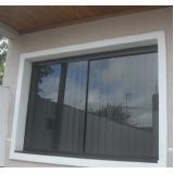 preço de janela de vidro quarto Piracicaba