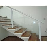 procuro por corrimão para escada de sala Moema