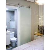 qual o valor de porta de vidro banheiro Jardim Paulistano