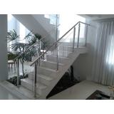quanto custa corrimão de escada Campo Grande