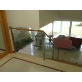 quanto custa corrimão de madeira para escadas Vila Medeiros