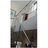 quanto custa corrimão para escada Glicério