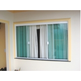 quanto custa janela de vidro simples Parque do Carmo