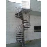 serviço de instalação de corrimão de inox para escada Aclimação